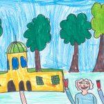 III miejsce - Janina Rodak (lat 10)