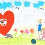 Tosia Grosicka (lat 6)